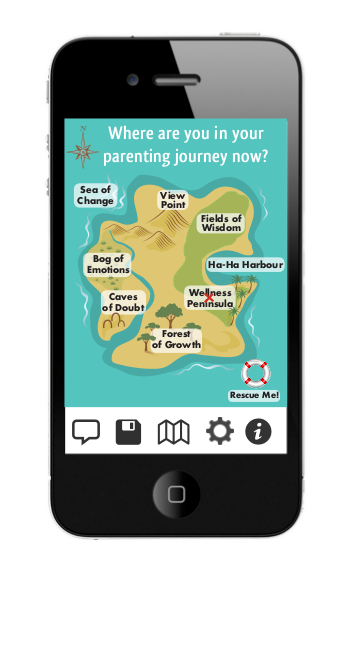 Learn more about the joyful parents phone app